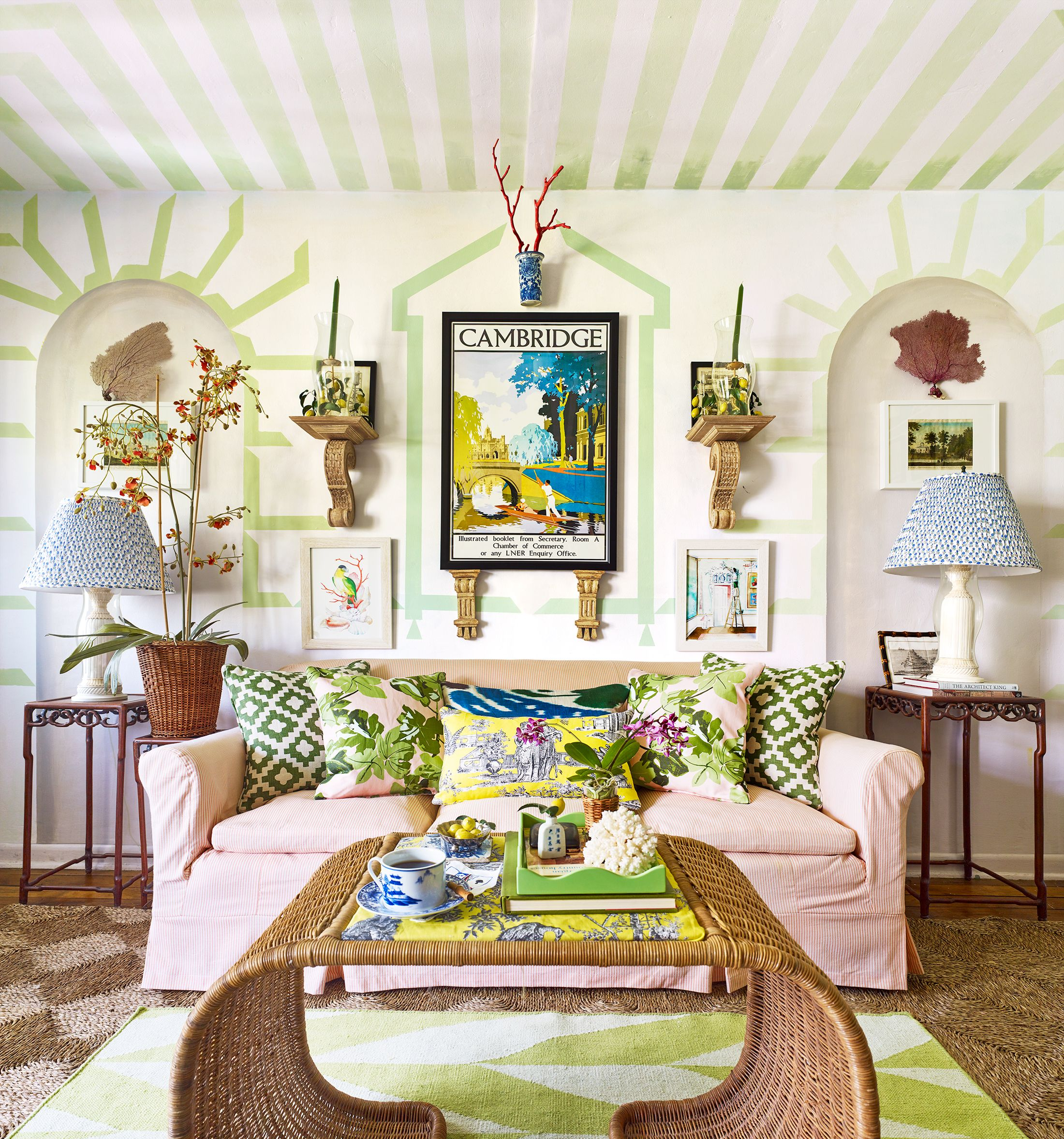 18 Dreamy Beach Color Palettes That Channel The Seaside