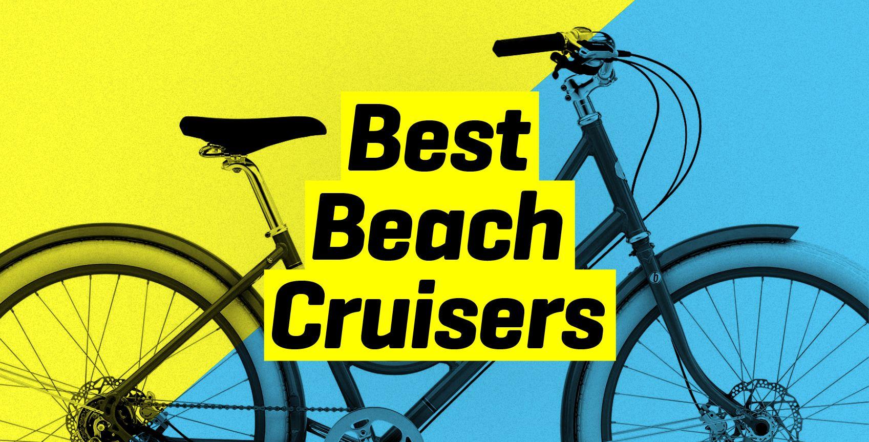 4d3baf51605 Best Beach Cruisers 2019 | Cruiser Bikes for the Beach