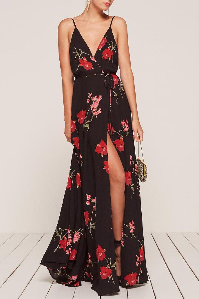 For A Wedding With This Dress Code, Just Think Easy, Breezy Maxis. They  Should Be Lightweight, So You Donu0027t Get Too Hot Out There, ...