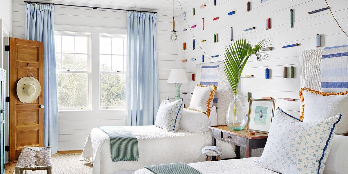 44 Beach House Decorating - Beach Home Decor Ideas