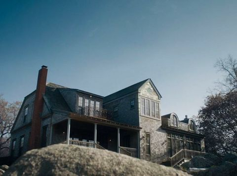 the frasers' beach house in the undoing