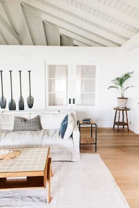 14 Summer House Interior Design Ideas - Beautiful Pictures of Summer ...