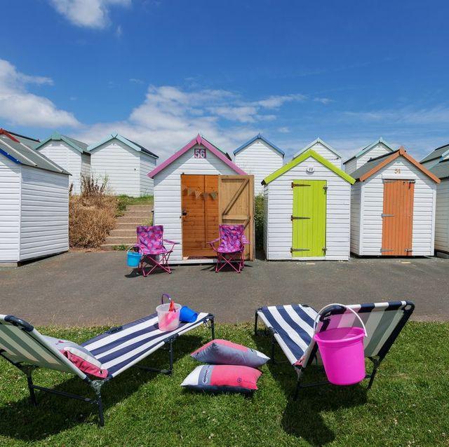 beach hut holidays