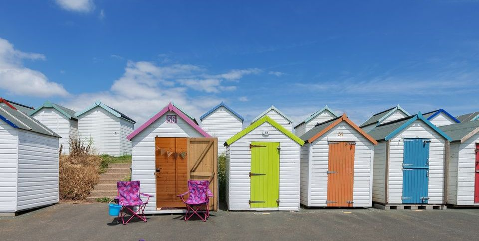 6 fabulous beach hut holidays for a seaside staycation with a difference