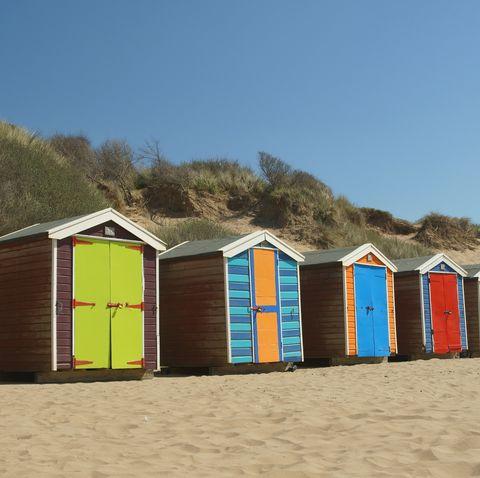 sandy beaches uk