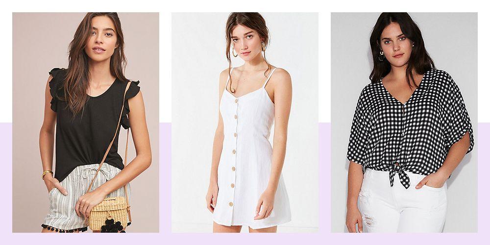 15 cute beach outfit ideas 2018  summer beachwear for women