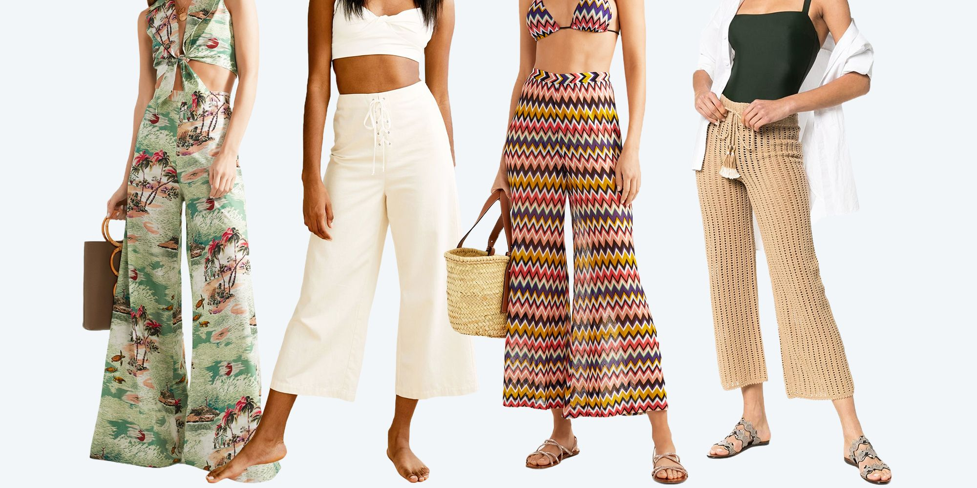 12 Pairs of Beach Pants That Will Get You Excited for Summer
