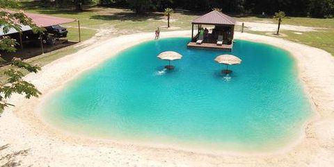 Backyard Beach Oasis