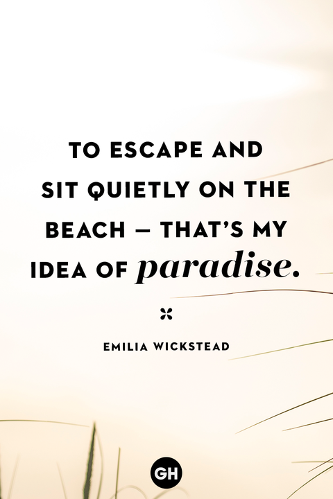 Beach Quotes Emilia Wickstead
