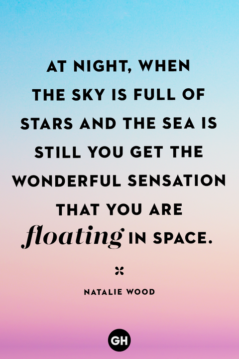beach quotes natalie wood