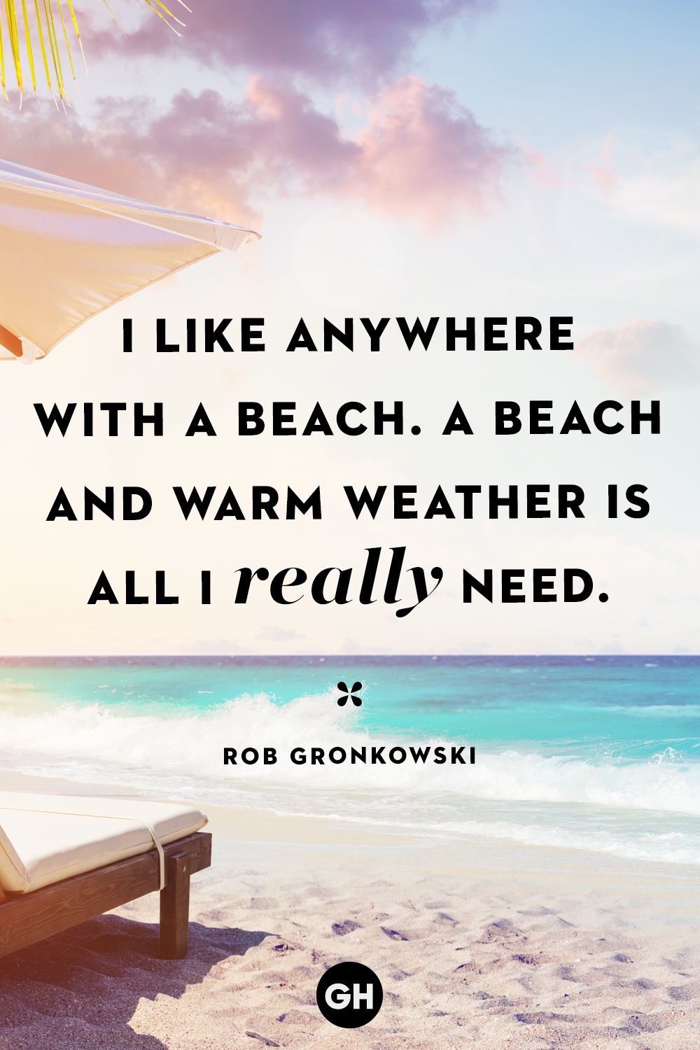 30 Best Beach Quotes Sayings And