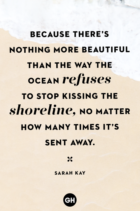 Beach Quotes Sarah Kay