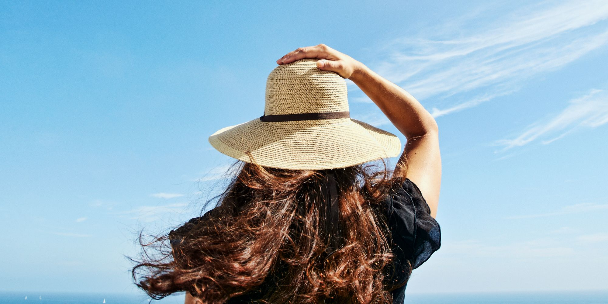 Straw Hats Are Basically a Summer Essential