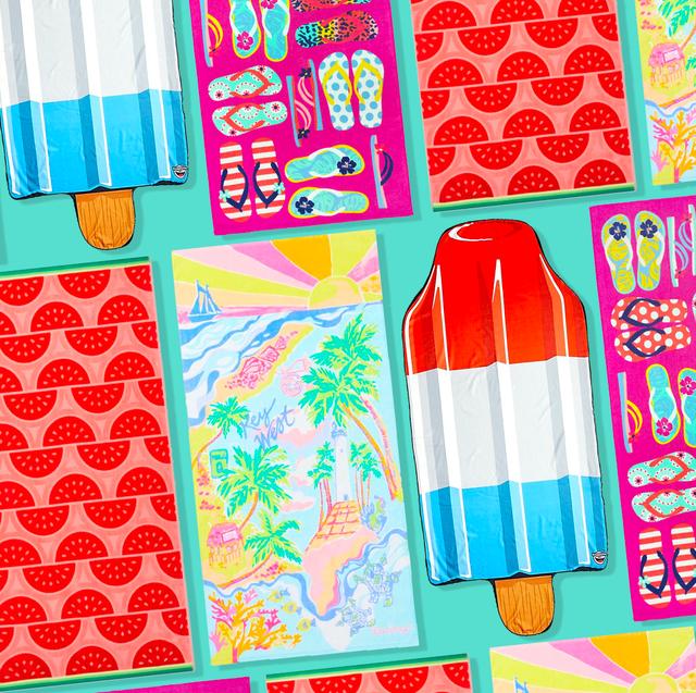 15 Cute Beach Towels Best Round