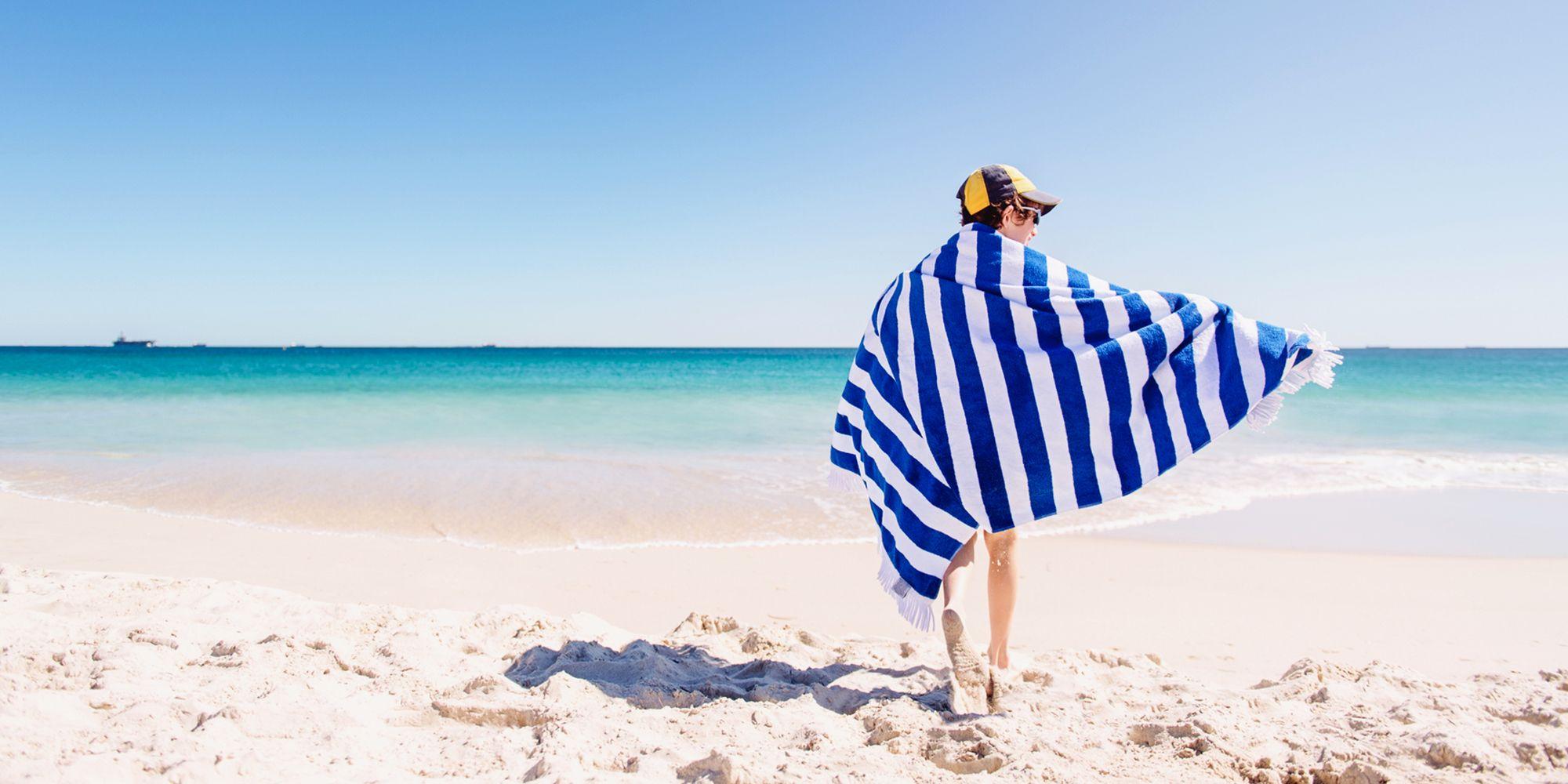 7 Best Kids Beach Towels for Summer 2018 Fun Beach Towels for Kids