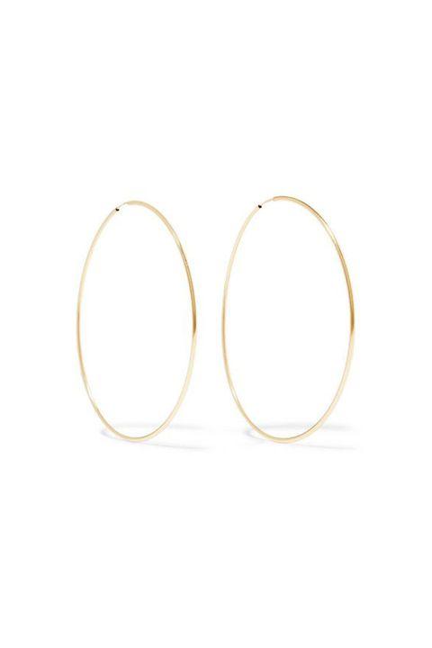 Jewellery, Circle, Earrings, Fashion accessory, Metal,
