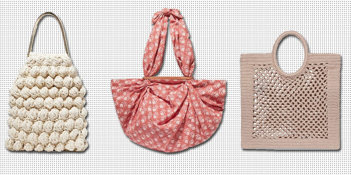 Beach Bags To Carry All Your Worldly Possessions In