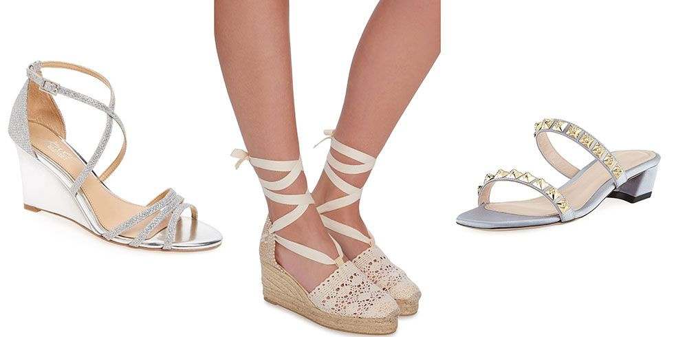 These Are The Shoes You Need For Your Seaside Nuptials.