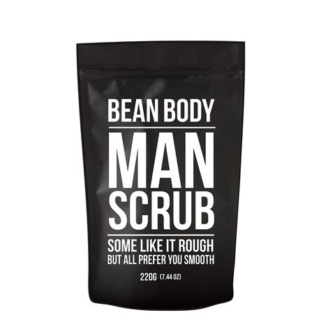 bean body man scrub