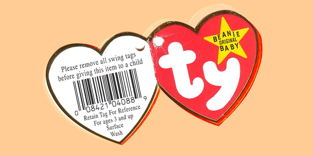 The 20 Expensive Collectible Beanie Babies Will Make You Rich - Most ... 728fbe89c80