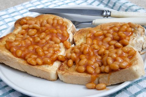 Americans Really Have A Lot To Say About Beans On Toast