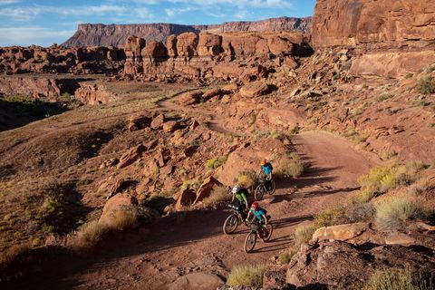 This Bikepacking Paradise May Soon Be Filled With Oil Wells
