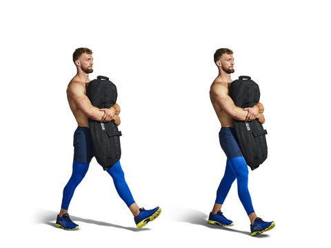 Standing, Arm, Shoulder, Leg, Muscle, Joint, Footwear, Knee, Fitness professional, Human leg,