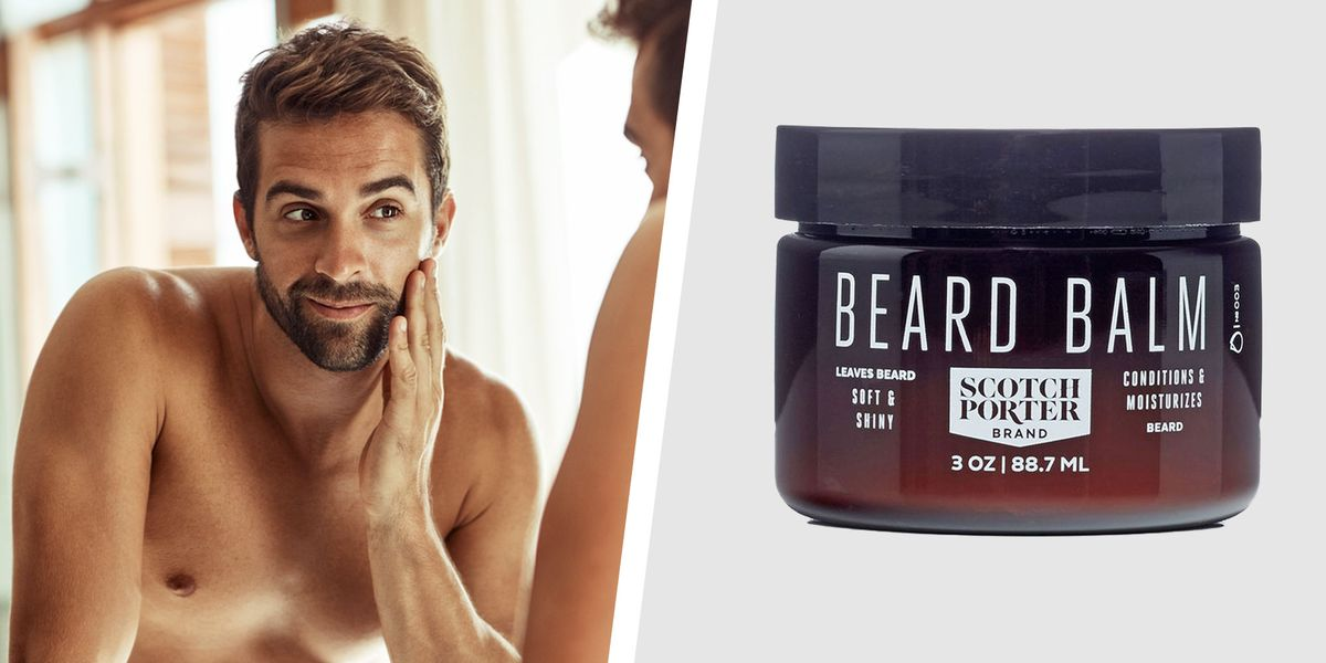 The Best Balms to Rescue Your Dry, Flaky Beard