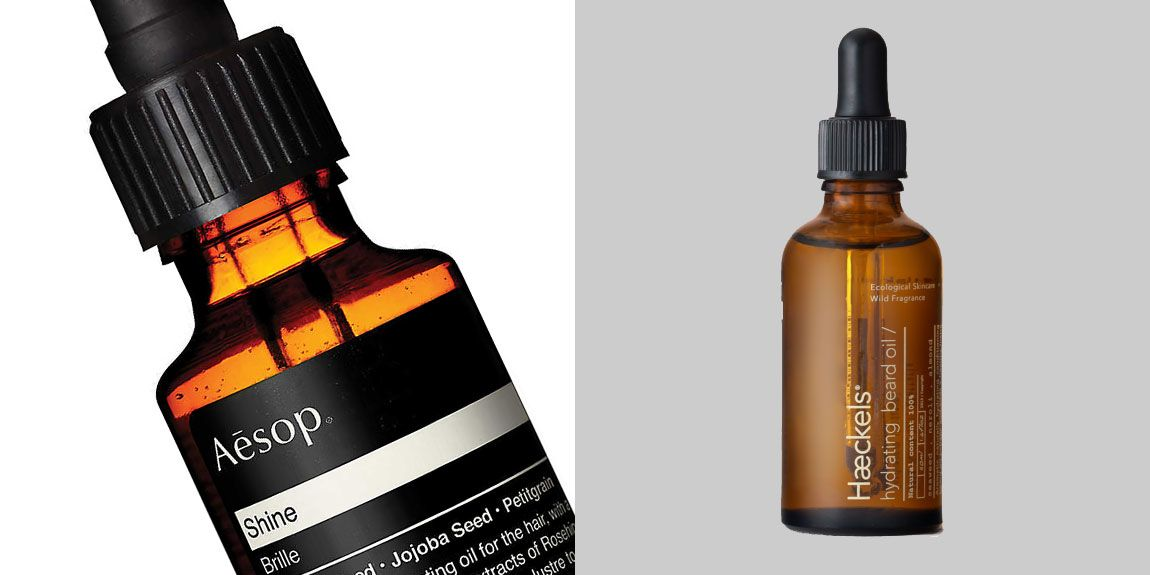 Beard Oil Will Keep Your Facial Hair Soft And Shiny