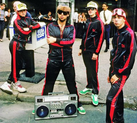 Boombox, Electronics, Team, Portable media player, Technology, Fun, Vehicle, Recreation, Games, Crew,