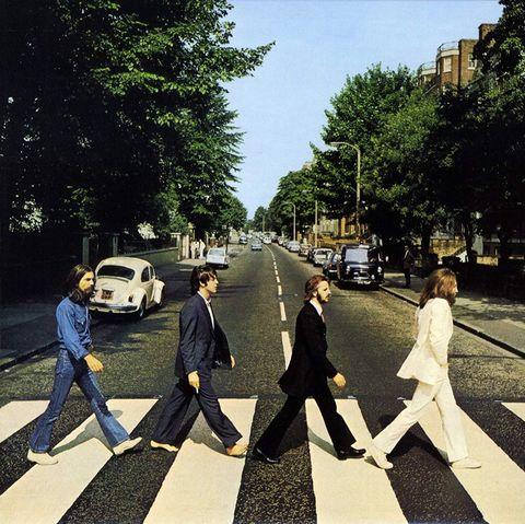 Road, Pedestrian crossing, Pedestrian, Zebra crossing, Infrastructure, Snapshot, Street, Standing, Album cover, Line,