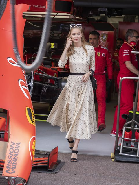 Celebrities At F1 Grand Prix of Monaco