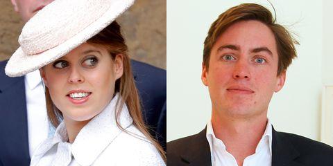 Princess Beatrice Dating Edoardo Mapelli Mozzi
