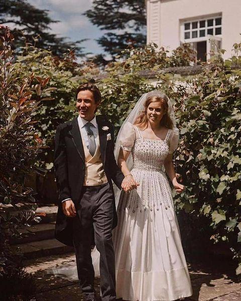 matrimonio beatrice di york
