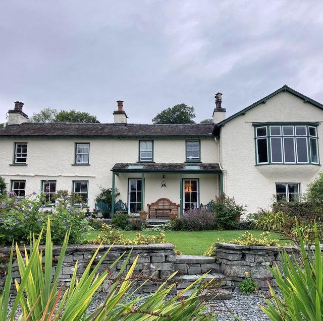 lake district home of beatrix potter for rent