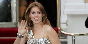 Beatriz de York será la 'Pippa' en la boda de su hermana Eugenia