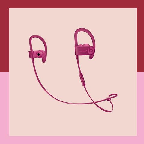 Pink, Text, Headphones, Magenta, Audio equipment, Ear, Illustration, Design, Gadget, Technology,