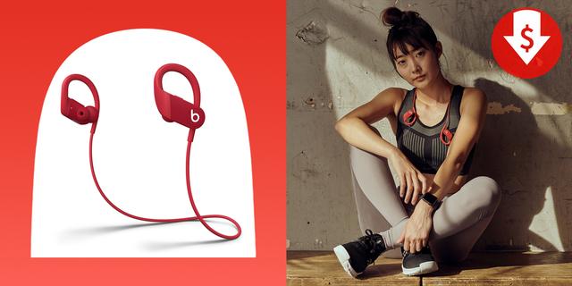 powerbeats high performance wireless earphones jan 2021 deal