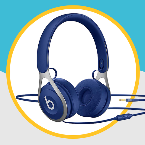 Headphones, Audio equipment, Headset, Blue, Gadget, Audio accessory, Technology, Electronic device, Hearing, Personal protective equipment,