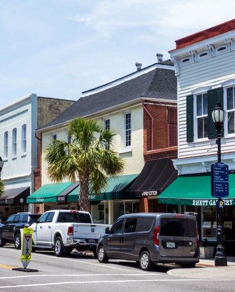 beaufort south carolina best christmas towns