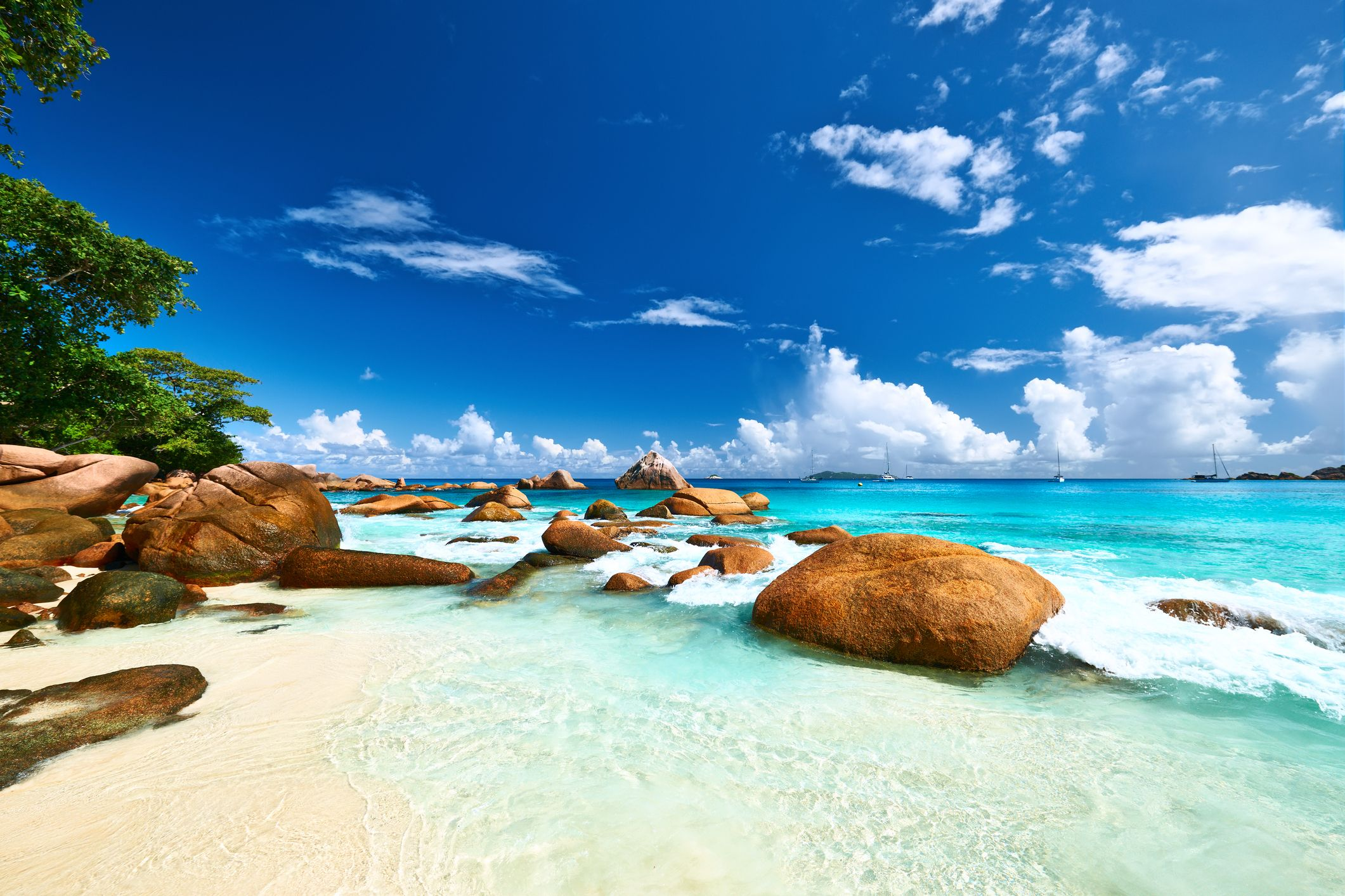 best beaches in the world - Seychelles