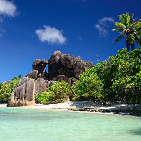 Seychelles honeymoon - William and Kate honeymoon