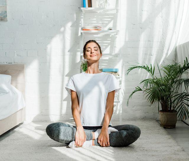 瞑想 メディテーション
