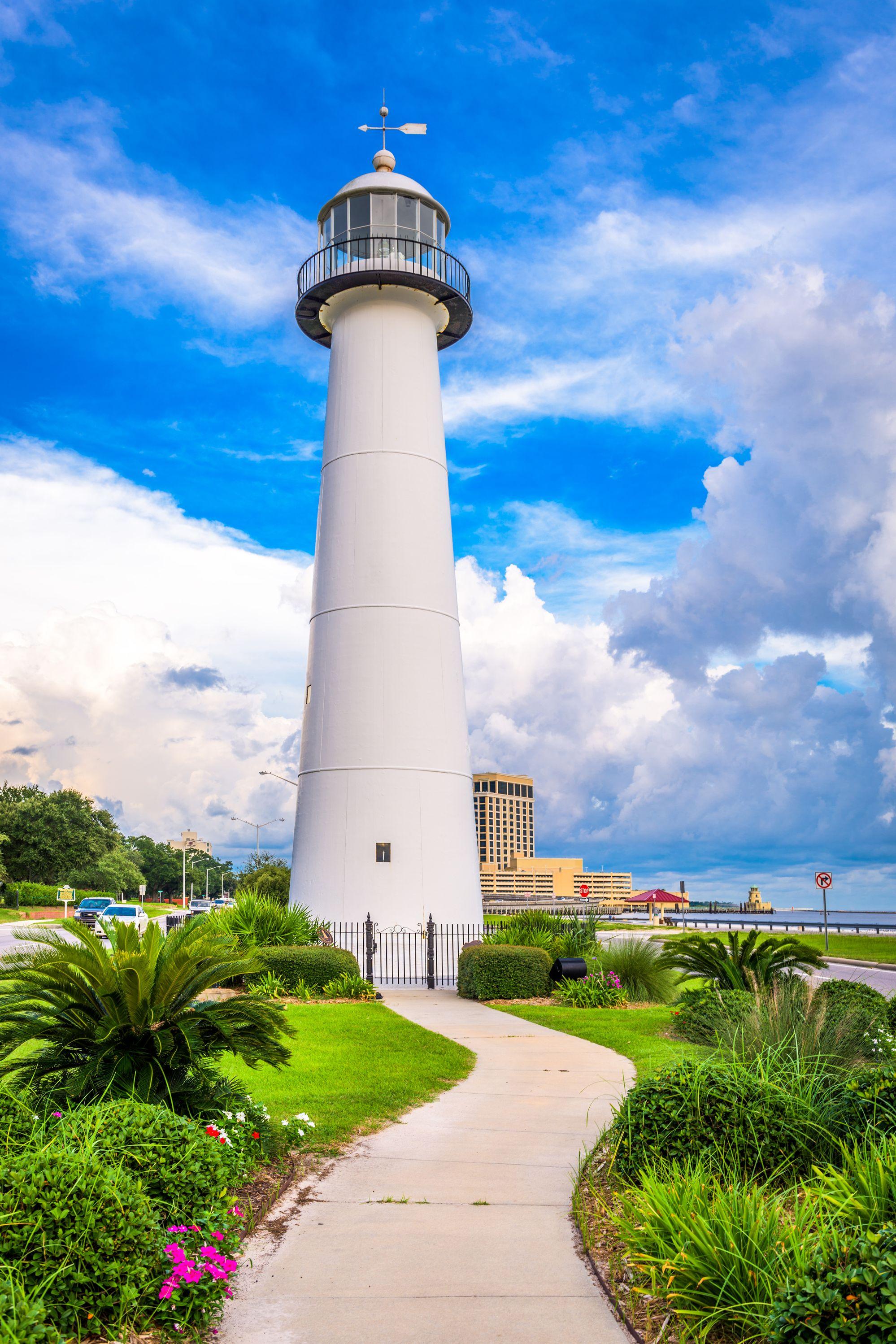beautiful lighthouses biloxi