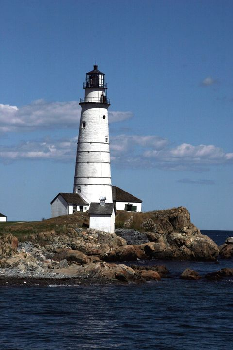 beautiful lighthouses boston lighthouse