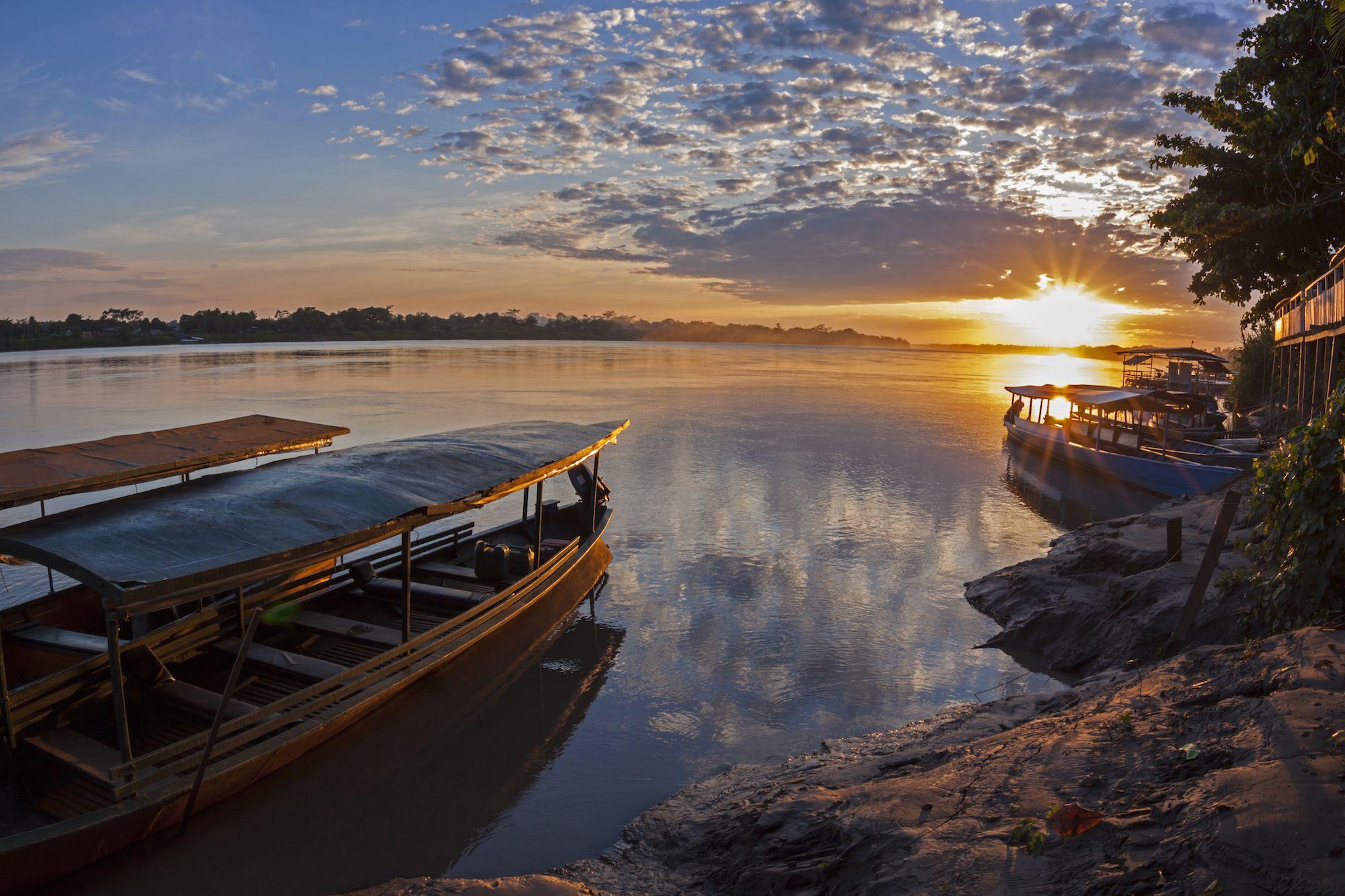 Sunrise Around the World