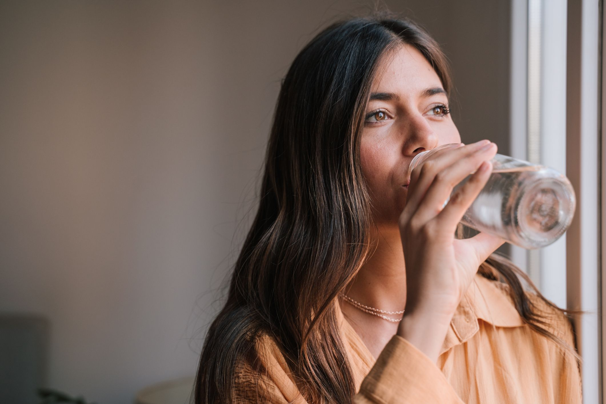 Ik Dronk 16 Dagen Lang 2 Liter Water En Dit Deed Het Met Mijn Huid
