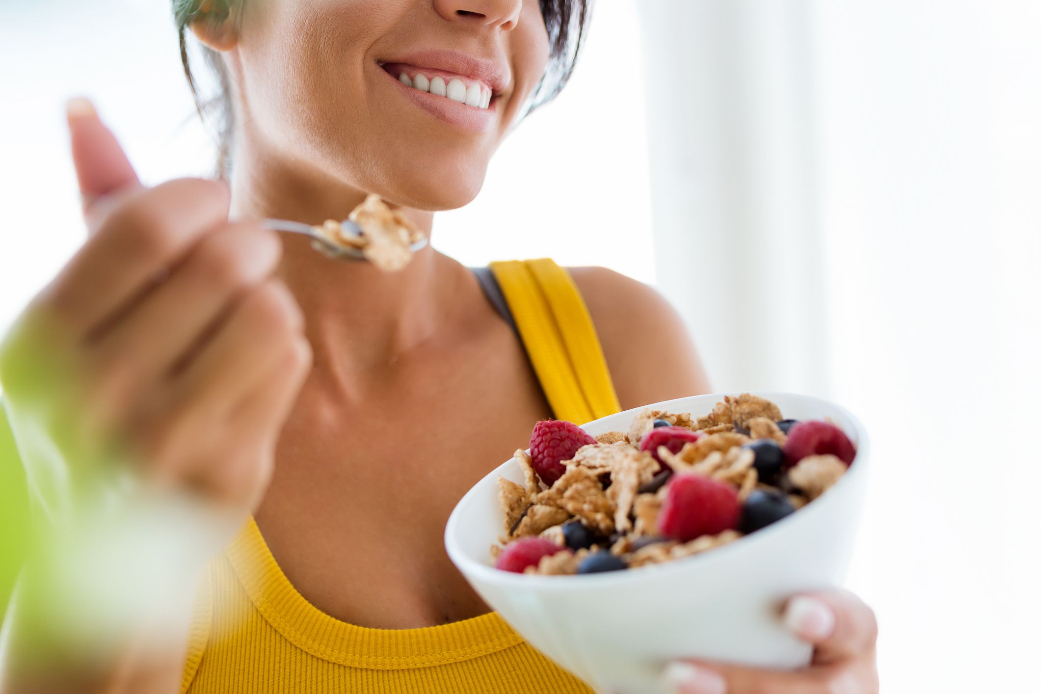10 Best Healthy Cereals to Enjoy for Breakfast, According to Dietitians