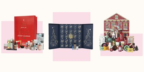 Beauty Advent Calendar.Beauty Advent Calendars 2019 40 Of Best From Charlotte Tilbury To
