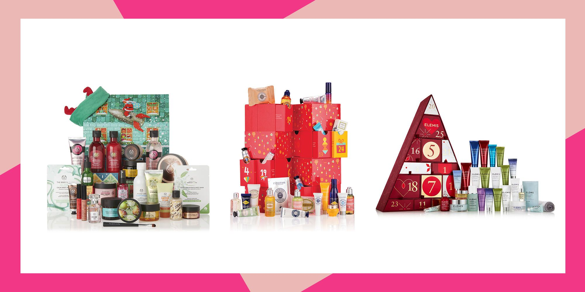 The best beauty advent calendars for 2019